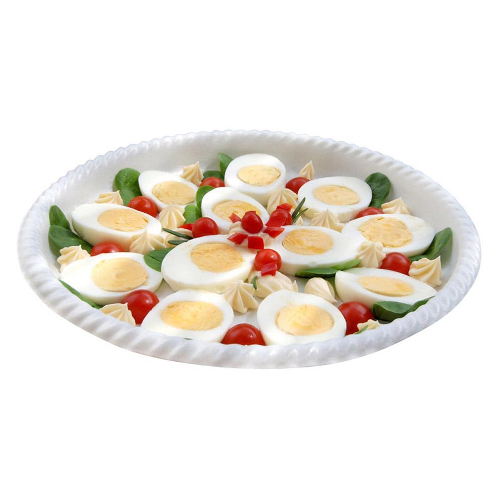 Talerz do jajek - wielkanocne akcesoria